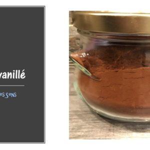 cacao vanillé