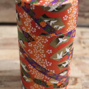 boite Washi orange
