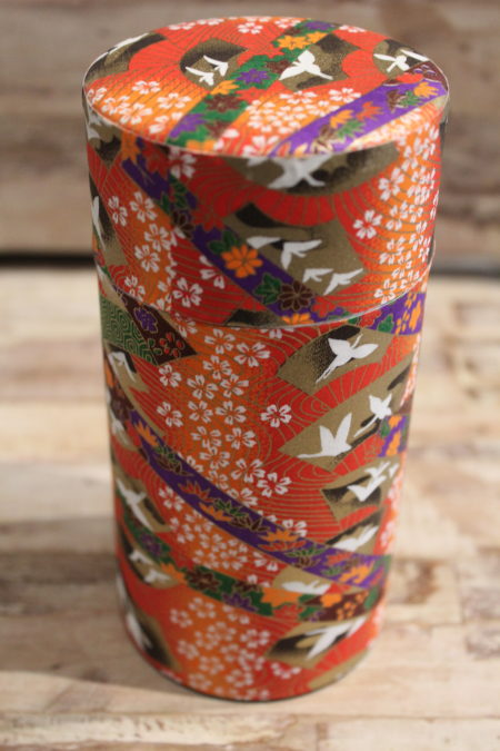 boite Washi orange