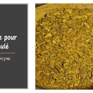 mélange Taboulé