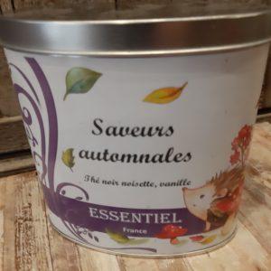 Boite Saveurs Automnales