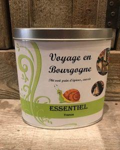 Boite Voyage en bourgogne